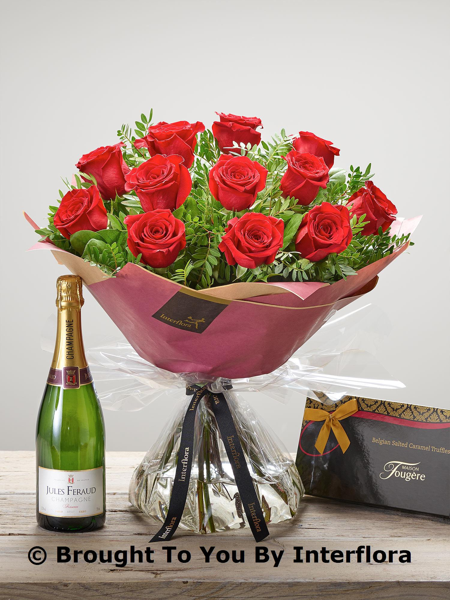Passionate Rose Gift Set