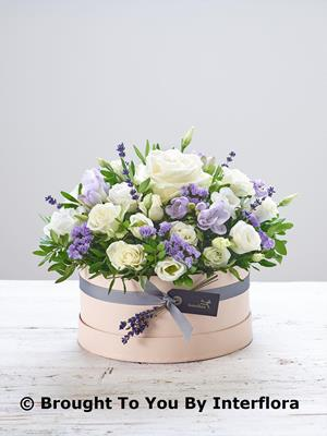 Lovely Lilac Hatbox